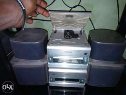 Aiwa engine with two speakers for sale