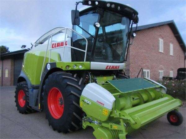 Claas 950 Forager - 2017 - image 2
