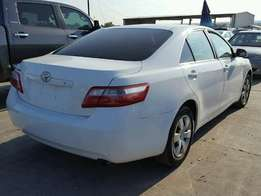 Toyota Camry 2008 Muscle Tokunbo Super clean