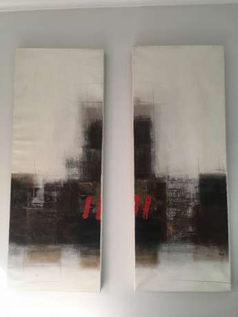 Paintings/Wall Art Set of two Sandton - image 1