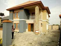 Newly built 4 Bedroom Semi-Detached Duplex at Iyaganku GRA, Ibadan