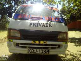 Toyota hiace.trade in accepted