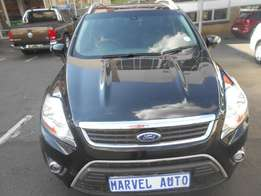 2012 Automatic Ford Kuga 2.5T Awd Titanium For R265000