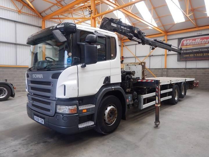 Scania P270 - 2019