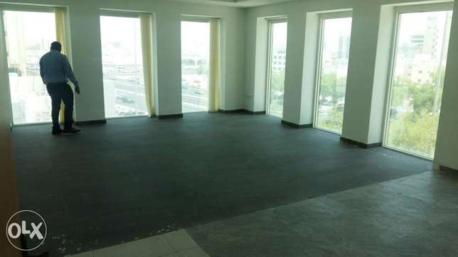 Full Floor office or Gym For Rent D ring &C ring Road ! !