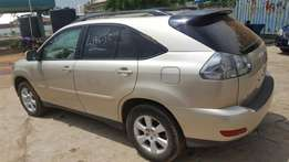 Lexus RX 330 Direct Tokumbo (fully paid duty)