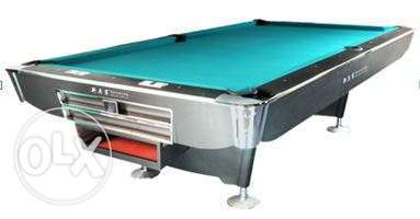 9 Feet Olympia Billiard Table - 607 Rials Only - Free Delivery