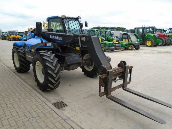 New Holland lm 435 - 2007 - image 3