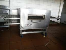 Gas Pizza oven double deck