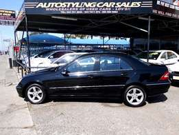 Autostyling Car Sales-East London-07 Mercedes Benz C230 Avantgarde-Rwc