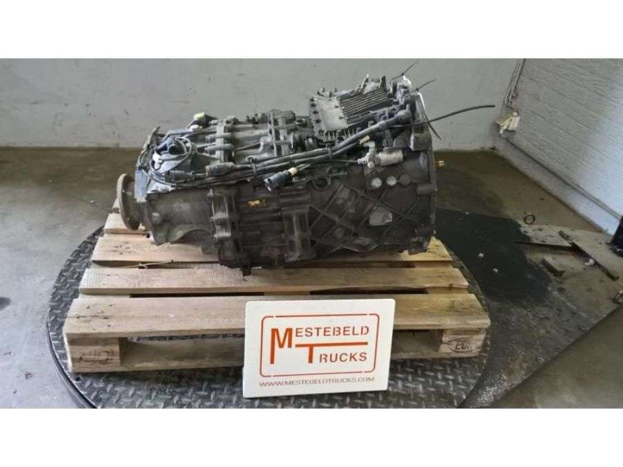 ZF 12AS2330TD gearbox for DAF XF 105 truck - 2011