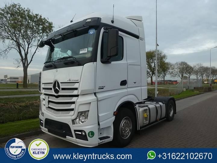 Mercedes-Benz ACTROS 1842 LS retarder euro 6 - 2013