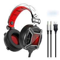 Red Vergio Boom LY900 Gaming Headset