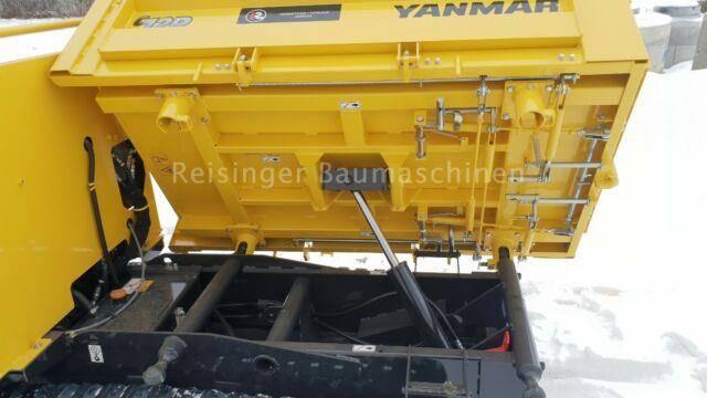 Yanmar C12 R 3 Seitenkipper Neu Garantie 02/20 - 2019 - image 9