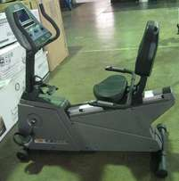 JOHNSON R7000 Heavy duty recumbent bike.