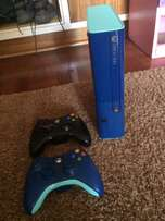 xbox blue limited edition