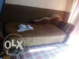 Selling bed sitter sofa