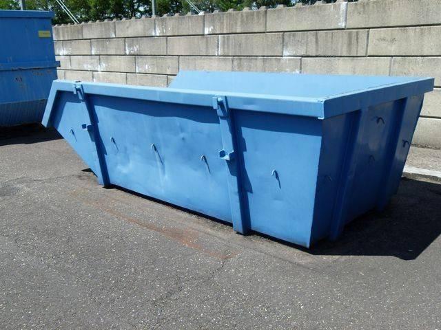 Container afzetsysteem Portaalarm / Skip containers 3 stuks - 1900