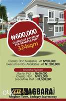 AGBARA PHASE 2: Cheap and genuine plot for sale in Magbon town