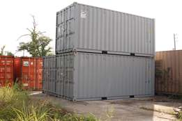 20 and 40 Foot Shipping Storage Containers