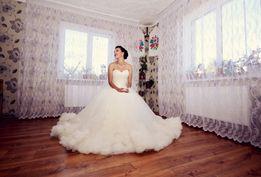 Весільні сукні Любешів  купити весільне плаття бу - дошка оголошень ... 5546812ec7292