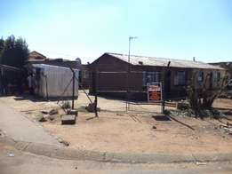 INSOLVENT PROPERTY FOR SALE: 3530 Vuzane Street, Dobsonville, Soweto,
