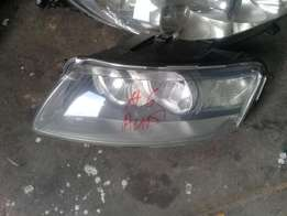 Good condition Genuine clean Audi A6 2004 left headlight for sale