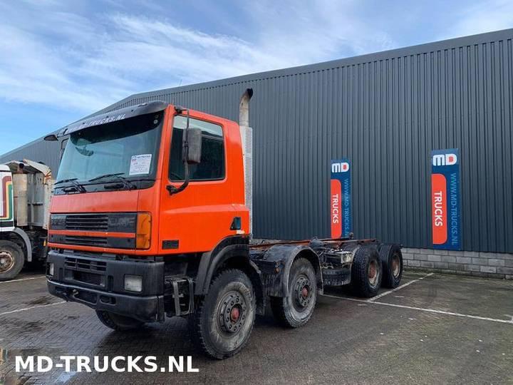 DAF CF 85 380 8x4 full steel euro 2 - 2000