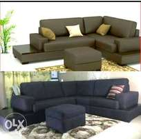 [LARGELIFE FURNITURE] Heritage Series 5 Seater Sectional Fabric Sofa