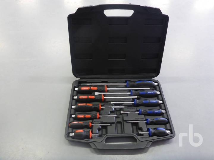 WT01133 Screwdriver Set - 2019