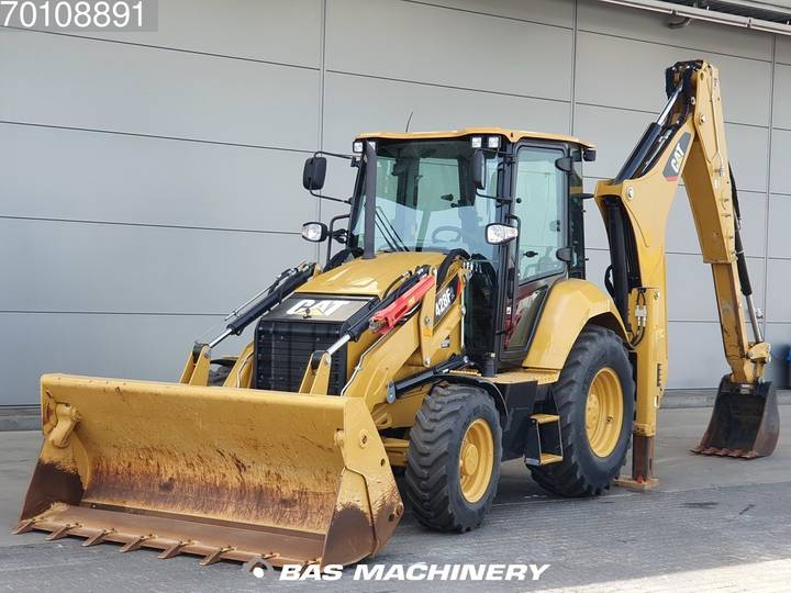 Caterpillar 428F2 LIKE NEW - LOW HOURS - GOOD CONDITION - 2018