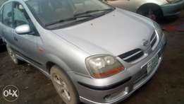 02 just like tukumbo sound firstbody Nissan Almera with factory AC