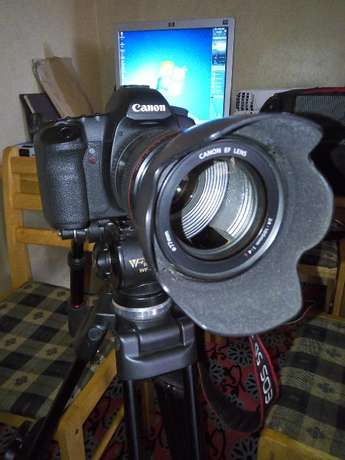Canon 5D Mark 11 Camera Ruaka - image 6