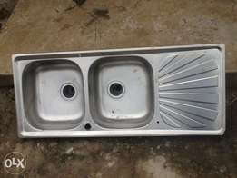 Stainless double zinc