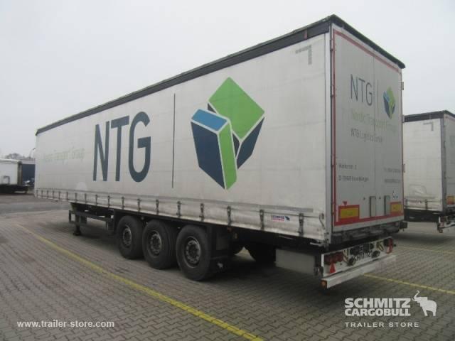 Schmitz Cargobull Curtainsider Joloda - 2015 - image 2