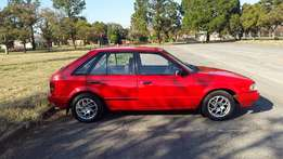 1994 Model Mazda 323 1.3 Carb For Sale in daily running condition