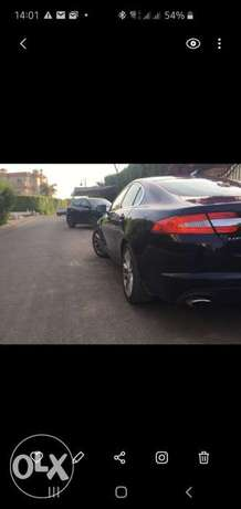 Jaguar xf premium luxury. 2 tone interior color 6 أكتوبر -  8
