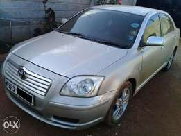 Toyota Avensis 2006 model 1800cc in Good Condition