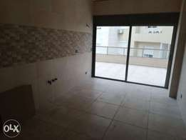 brand new apartment terrace 120 sqm banker cheque Ref # 2187