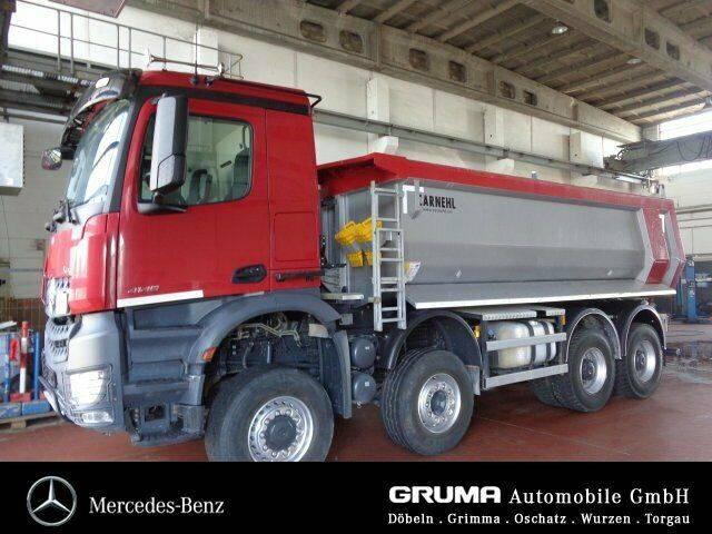 Mercedes-Benz 4145 AK 8x6 Carnehl-Hardox-Stahl - 2015