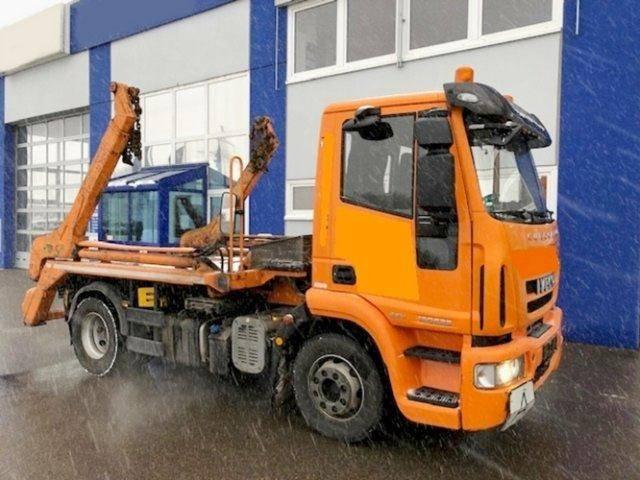 Iveco Magirus EuroCargo 120E25 4x2 EuroCargo 120E25 4x2, EEV - 2013