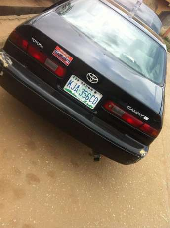 First Body registered Toyota Camry A.k.a Tinylite Ikeja - image 2