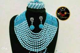 10.Layers of Beaded Jewelry