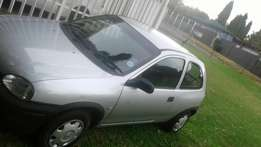 2007 Opel Corsa 1.3 for R58 000