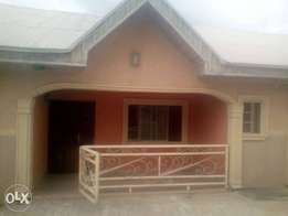 Neatly 2bdrm flat for rent at hallelujah estate osogbo