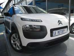 2016 Citroen C 4 Cactus 60 Kw Feel