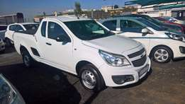 Chevrolet Utility 1.4 (aircon+abs), factory a/c, c/d player,