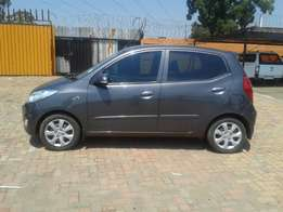 2012 Hyungai i10 1.1Gls For Sale R75000 Is Available