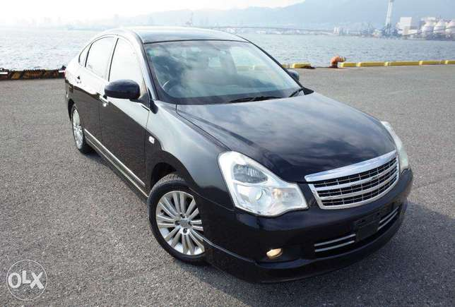 Nissan Bluebird Silphy 2000cc ,2010, leather seats South C - image 1