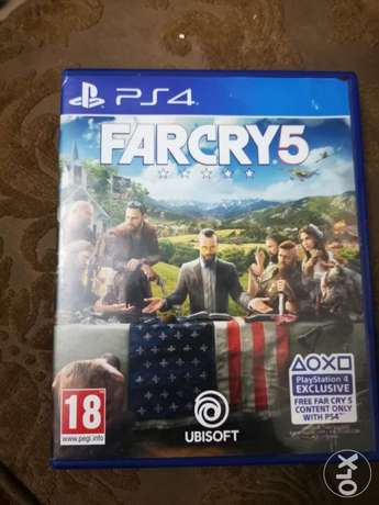 Farcryy 5 for sale
